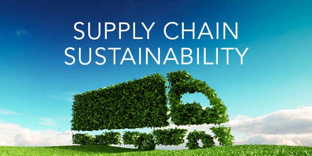 Why You Should Focus On Supply Chain Sustainability!